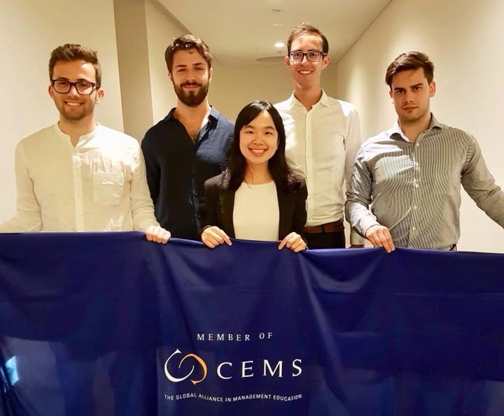 CEMS Club Board Spring 2018